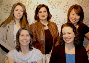 Therapists at Innova Centre for Counselling & Psychotherapy